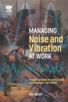 Обложка книги  - Managing Noise and Vibration at Work