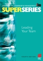 Обложка книги  - Leading Your Team Super Series