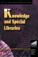 Обложка книги  - Knowledge and Special Libraries