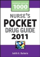 Обложка книги  - Nurse's Pocket Drug Guide 2011