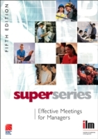 Обложка книги  - Effective Meetings for Managers Super Series