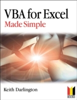 Обложка книги  - VBA For Excel Made Simple