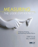 Обложка книги  - Measuring the User Experience