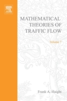 Обложка книги  - Mathematical Theories of Traffic Flow