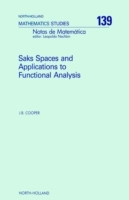 Обложка книги  - Saks Spaces and Applications to Functional Analysis