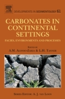 Обложка книги  - Carbonates in Continental Settings