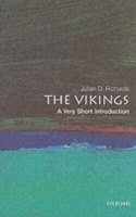 Обложка книги  - Vikings: A Very Short Introduction