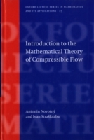 Обложка книги  - Introduction to the Mathematical Theory of Compressible Flow