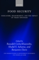 Обложка книги  - Food Security: Indicators, Measurement, and the Impact of Trade Openness