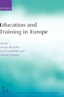 Обложка книги  - Education and Training in Europe