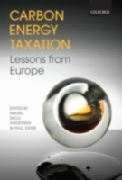 Обложка книги  - Carbon-Energy Taxation: Lessons from Europe