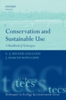 Обложка книги  - Conservation and Sustainable Use: A Handbook of Techniques