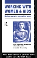 Обложка книги  - Working with Women and AIDS