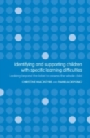Обложка книги  - Identifying and Supporting Children with Specific Learning Difficulties