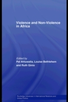 Обложка книги  - Violence and Non-Violence in Africa