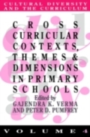 Обложка книги  - Cross Curricular Contexts, Themes And Dimensions In Primary Schools