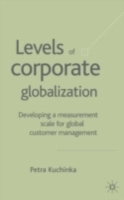 Обложка книги  - Levels of Corporate Globalization