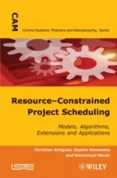Обложка книги  - Resource-Constrained Project Scheduling