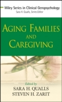 Обложка книги  - Aging Families and Caregiving