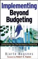 Обложка книги  - Implementing Beyond Budgeting
