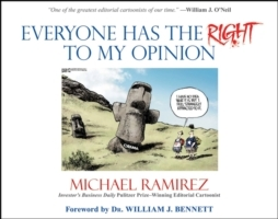 Обложка книги  - Everyone Has the Right to My Opinion