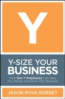 Обложка книги  - Y-Size Your Business