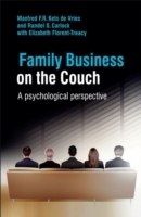 Обложка книги  - Family Business on the Couch
