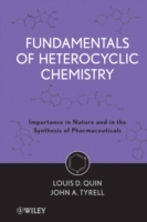 Обложка книги  - Fundamentals of Heterocyclic Chemistry