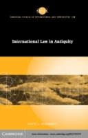 Обложка книги  - International Law in Antiquity