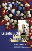 Обложка книги  - Essentials of Medical Genomics