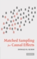 Обложка книги  - Matched Sampling for Causal Effects