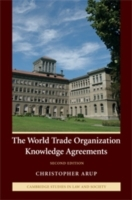 Обложка книги  - World Trade Organization Knowledge Agreements