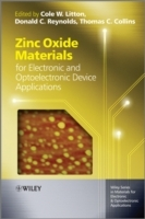 Обложка книги  - Zinc Oxide Materials for Electronic and Optoelectronic Device Applications
