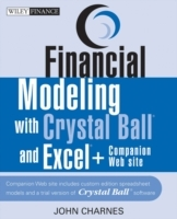 Обложка книги  - Financial Modeling with Crystal Ball and Excel
