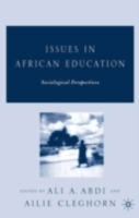 Обложка книги  - Issues in African Education