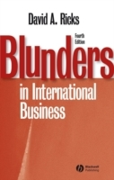 Обложка книги  - Blunders in International Business