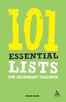 Обложка книги  - 101 Essential Lists for Secondary Teachers
