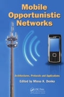 Обложка книги  - Mobile Opportunistic Networks