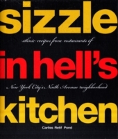 Обложка книги  - Sizzle in Hell's Kitchen