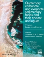 Обложка книги  - Quaternary Carbonate and Evaporite Sedimentary Facies and Their Ancient Analogues