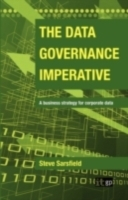 Обложка книги  - Data Governance Imperative