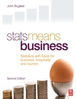 Обложка книги  - Stats Means Business 2nd edition