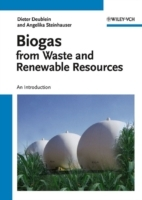 Обложка книги  - Biogas from Waste and Renewable Resources