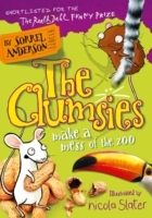 Обложка книги  - Clumsies Make a Mess of the Zoo (The Clumsies, Book 4)