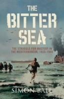 Обложка книги  - Bitter Sea: The Struggle for Mastery in the Mediterranean 1935-1949