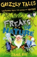 Обложка книги  - Grizzly Tales: Grizzly Tales 4: Freaks of Nature