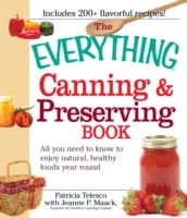 Обложка книги  - Everything Canning and Preserving Book