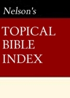 Обложка книги  - Nelson's Quick Reference Topical Bible Index