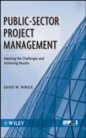 Обложка книги  - Public-Sector Project Management