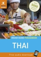 Обложка книги  - Rough Guide Phrasebook: Thai